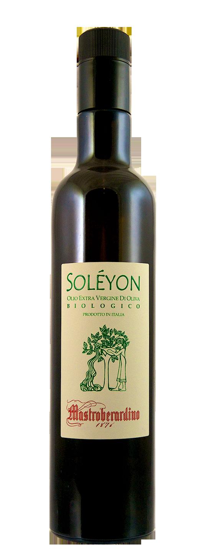 SOLEYON OLIO EXTRAVERGINE DI OLIVA BIOLOGICO