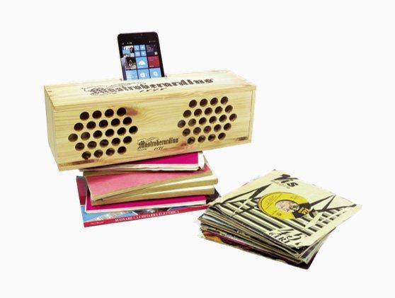 saundbox-mastroberardino-amplificatore-acustico-dischi