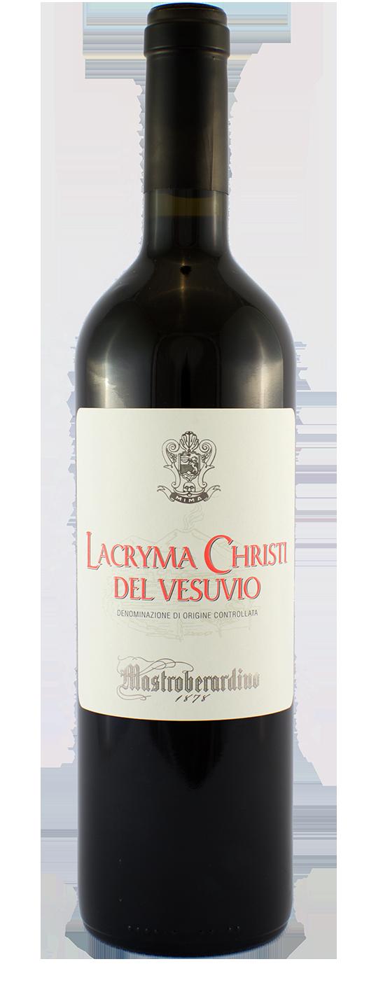 Lacryma Christi del Vesuvio Rosso DOC (1) rid